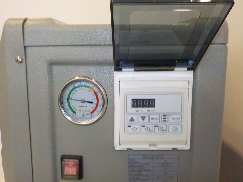 Pompa di calore poolpac 06 for Pompa laghetto esterna